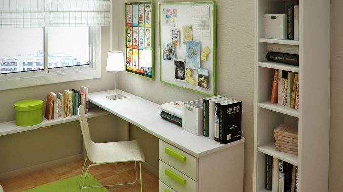 STUDY SPACE CABINET FOR STORING SPACE