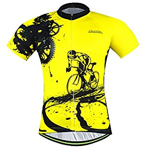 Aogda Cycling Breathable Short Sleeves