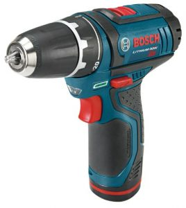 Bosch PS312A12Volt Max Lithium-Ion 2-Speed DrillDriver Kit