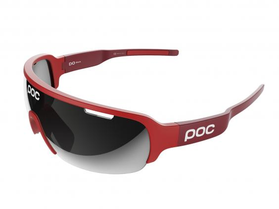 Poc Do Half Blade Best Cycling Glasses 2018