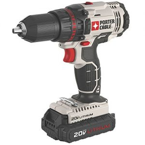 Porter Cable PCC601LB 20V Lithium Ion Drill Driver
