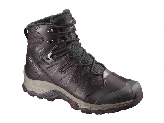 Salomon Men's Quest Winter GTX Boot: Salomon