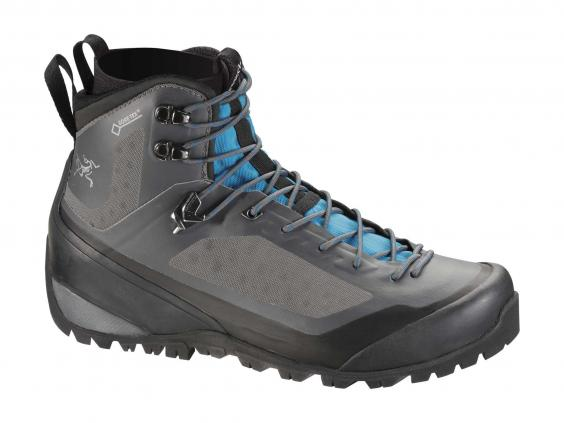 Arc'teryx Women's Bora 2 Mid GTX Hiking Boot: Alpine Trek