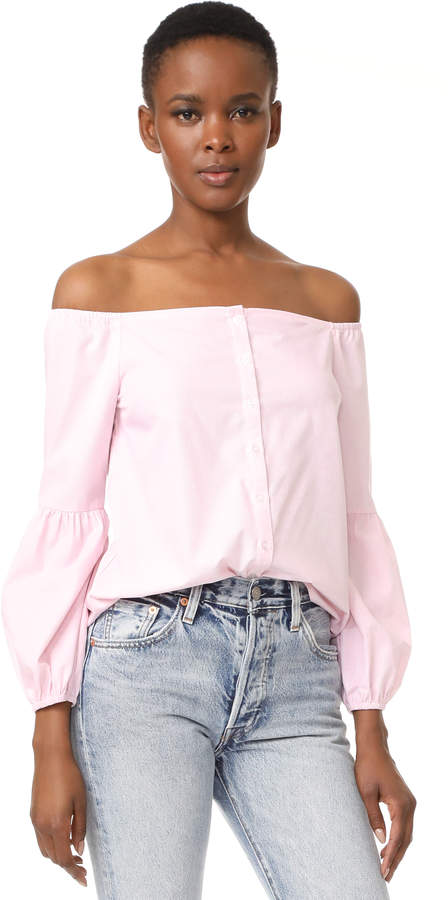 After Market Off Shoulder Blouse