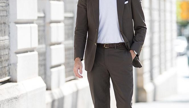 Colour Of Shoes To Wear With Your Suits