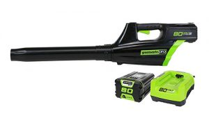 Greenworks Pro GBL80300 Cordless Blower