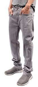 What Goes With Grey Jeans Nudie Slim Fit