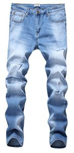 casual-double-denim Haggar jeans