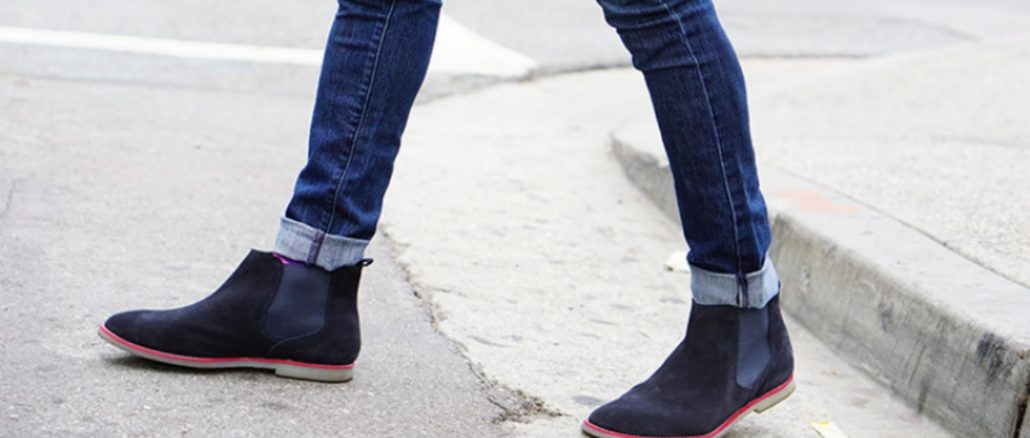 the-sweet-diy-hacks-jeans-chelsea-boots-navy-suede-